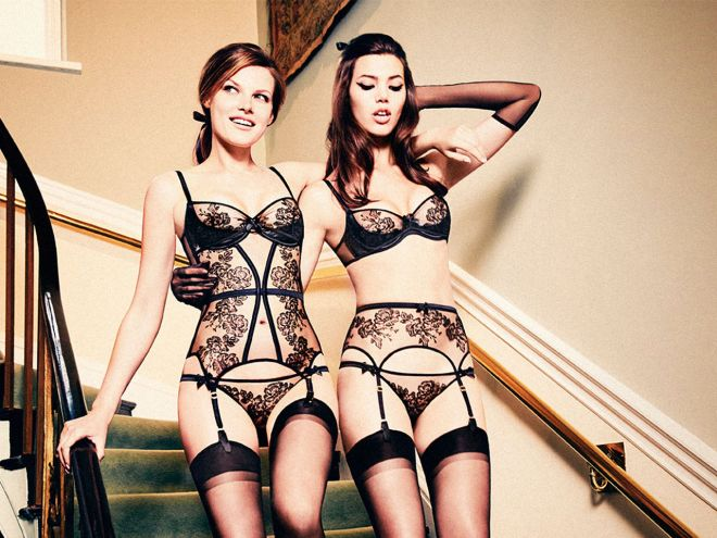 6 Secrets To Designing The Sexiest Lingerie