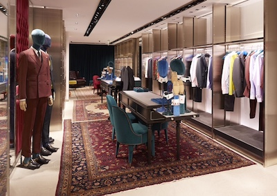 Gucci promotes personal expression through expanded customization