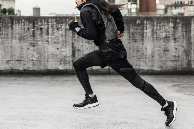 Yohji Yamamoto and adidas unveil a New Y-3 Sportswear Collection